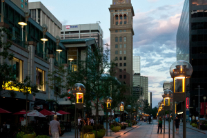 17.-20.7. Denver: 16th Street Mall