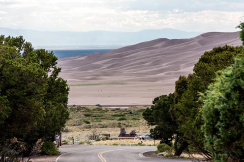 21.-24.7. Great Sand Dunes
