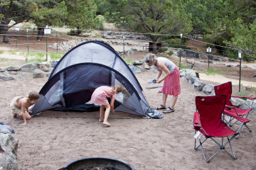 21.-24.7. Great Sand Dunes - Pinyon Flat CG