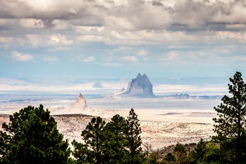 2.8. Navajo Land - unterwegs auf BIA #13