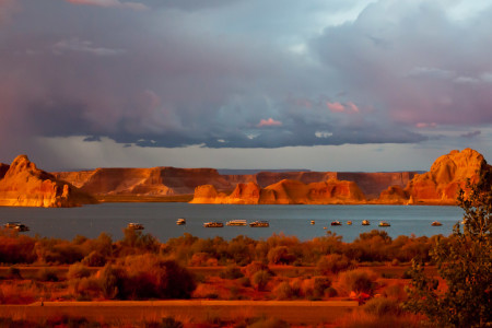 4.-6.8. Lake Powell