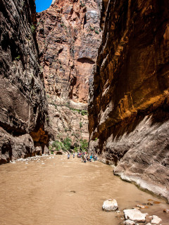 10.8. Zion - The Narrows