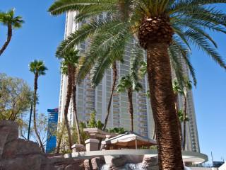 12.-15.8. Las Vegas - MGM Pool und Signature Tower