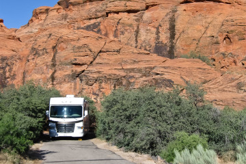 13./14.6. Snow Canyon