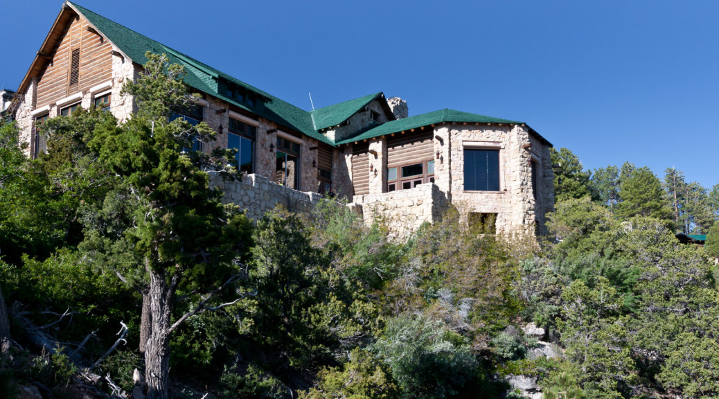 14.-16.6. Grand Canyon - die North Rim Lodge