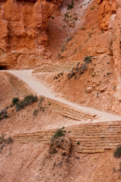 16./17.6. Bryce Canyon - Queens Garden Trail