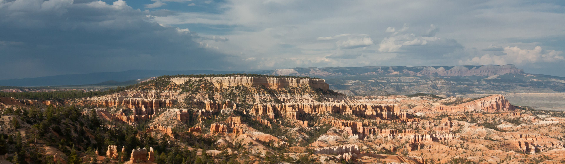 16./17.6. Bryce Canyon - Rim Trail