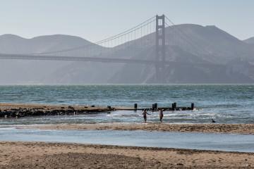 8.-11.7. San Francisco - Wette gewonnen, Baden geht.