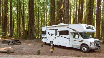 15.-17.7. Humboldt Redwoods SP - Burlington CG