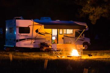 20.-22.7. Eagle Lake - Merrill Campground