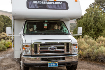 22.7. Bob Scott Campground, Toiyabe NF, Nevada