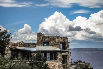 28.7. Grand Canyon South Rim - Kolb Studio
