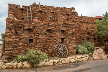 28.7. Grand Canyon South Rim - Hopi House