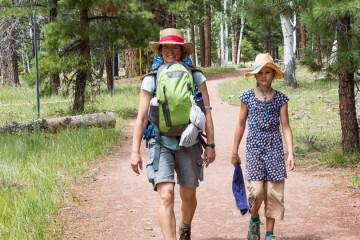 31.7. noch 20 min bis zum Campground