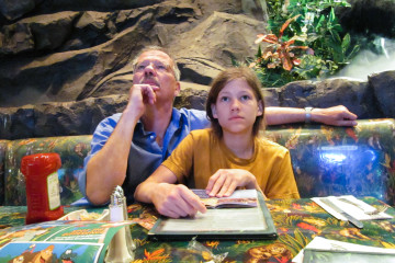 4.-6.8. Las Vegas - Rainforest Cafe