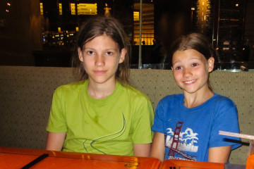 4.-6.8. Las Vegas - Fine Dining im Grand Wok & Sushi