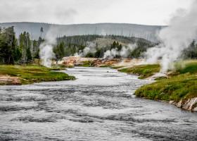Yellowstone: Firehole River