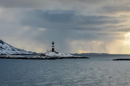 Vestfjord zu den Lofoten