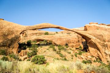 Arches NP: Landscape Arch
