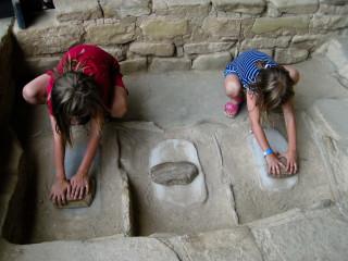 Mesa Verde: Museum - Getreidemühle
