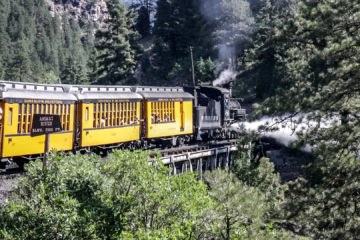 18.7. Durango&Silverton Narrow Gauge Railroad