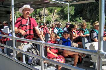 Curecanti NRA: Morrow Point Boats Tour