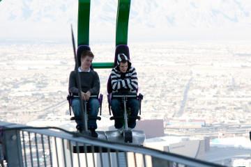 2.1.: Stratosphere Tower - Insanity. (unbearbeitet)