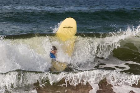 14.10. Poldhu Cove, Surfen & Co.