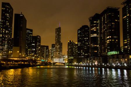11.11. Chicago River Tour