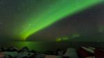 Lofoten 2013: Nordlichter