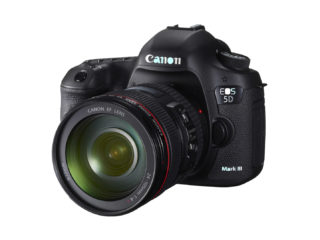 Canon 5D mark III mit EF 24-104/4 L IS