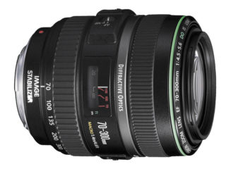 Canon 70-300/4-5.6 DO IS