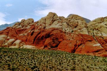 Red Rock Canyon bei Las Vegas.