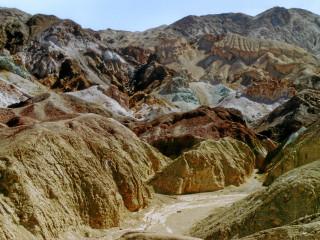 Death Valley: Artists Palette.
