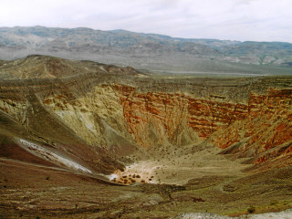 Death Valley: Ubehebe Crater