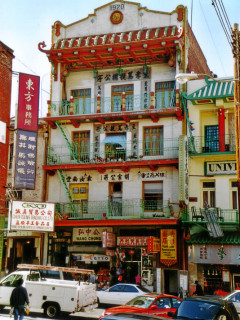 San Francisco: Chinatown.