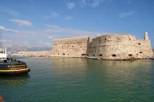 Die Festung von Iraklion