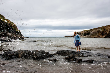 13.8.: Rückfahrt, Port Gaverne