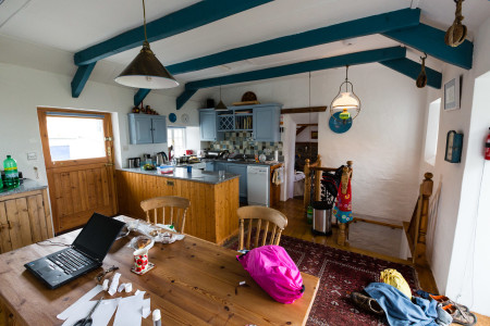 Compass Cottage - Küche