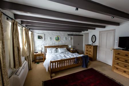Compass Cottage - Schlafzimmer