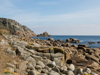 6.4.: Hiking at Lamorna Cove