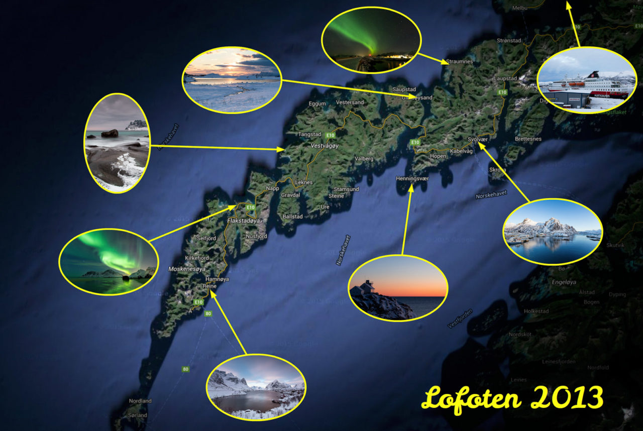 10.-17.2.: Locations Fotoworkshop Lofoten