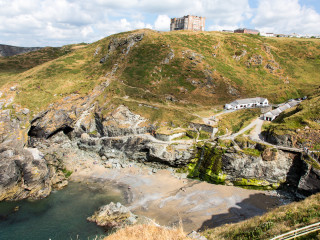 26.7. Tintagel Castle