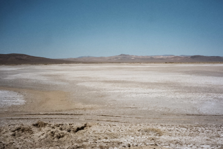 ... Wüste von Utah/Nevada
