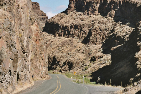Picture Gorge, John Day Fossil Beds