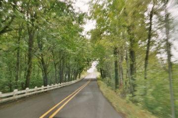Highway 30, Columbia Gorge, Oregon