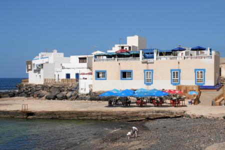 Der alte Hafen von El Cotillo