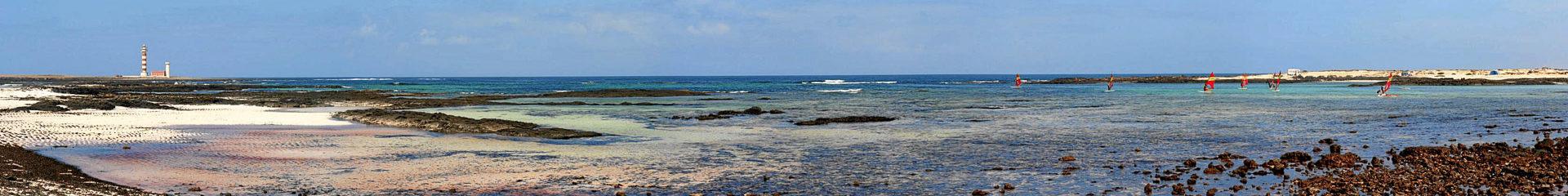 Fuerteventura: Badebucht im Norden