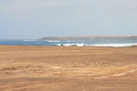 Das windumtoste Südkap von Fuerteventura