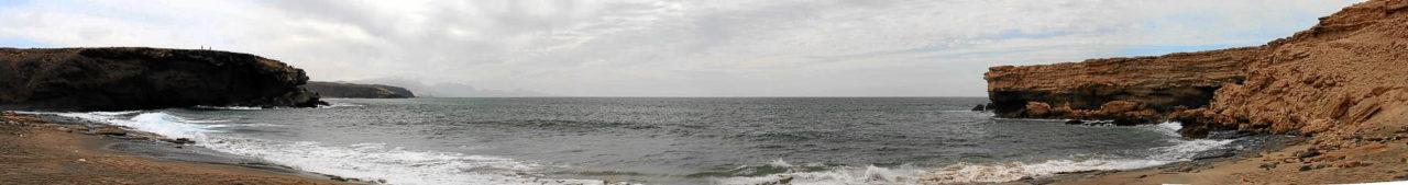 Die Bucht von La Pared